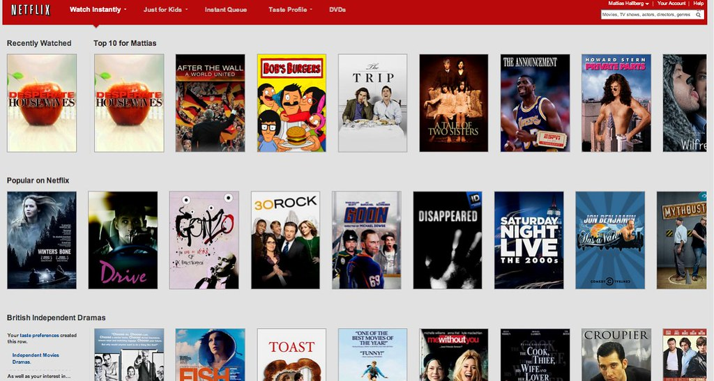 Netflix movies 2020